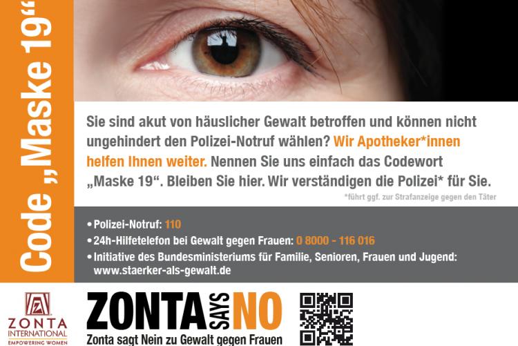 © Union deutscher Zonta Clubs, Gestaltung: Silke Wolter