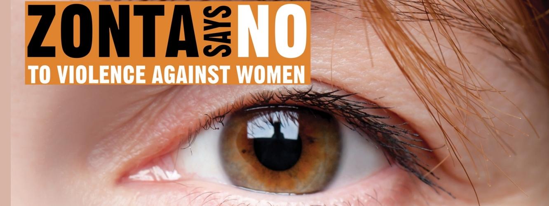 Codewort 'Maske 19' | Zonta sagt Nein zu Gewalt an Frauen
